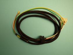 Handapparatschnur für W48 Nachbau in schwarz
